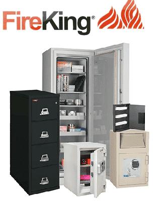 New Fire Safes