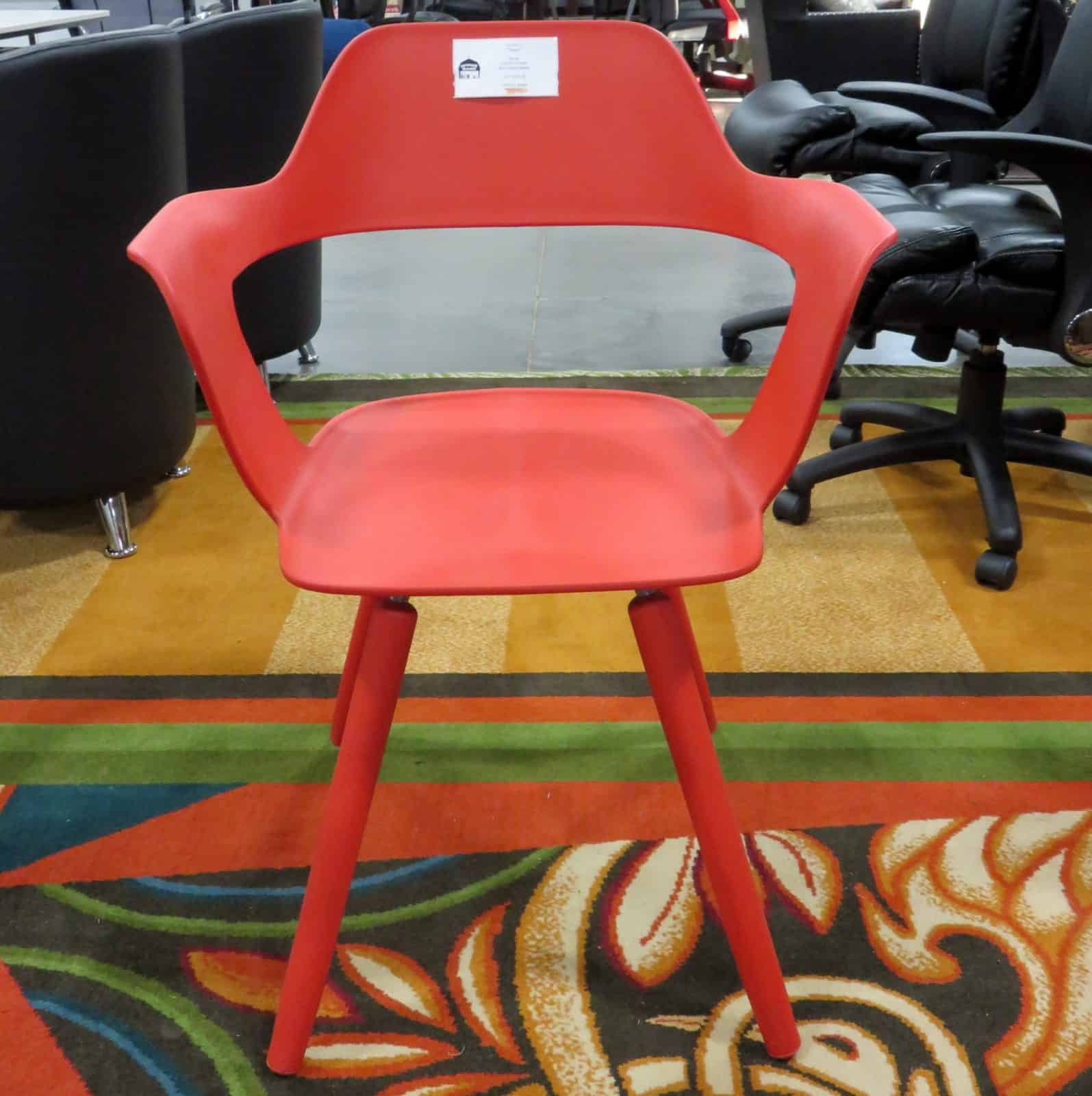 Cherryman iDesk Seating Collection Muse Guest Chair