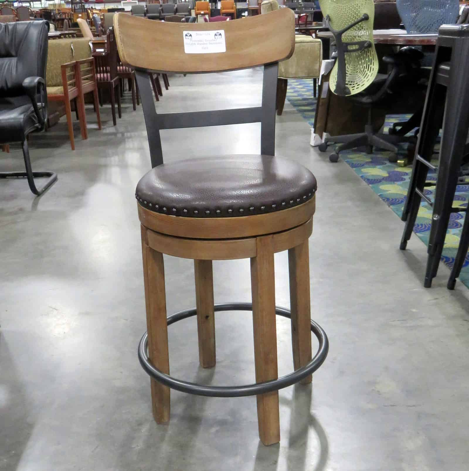 Ashley Furniture Pinnadel Counter Height Bar Stool Office Barn