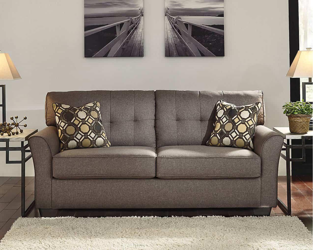 Ashley Furniture Tibbee Sofa Office Barn