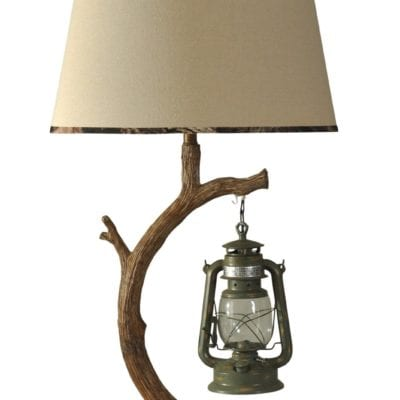Style Craft Mossy Oak Table Lamp