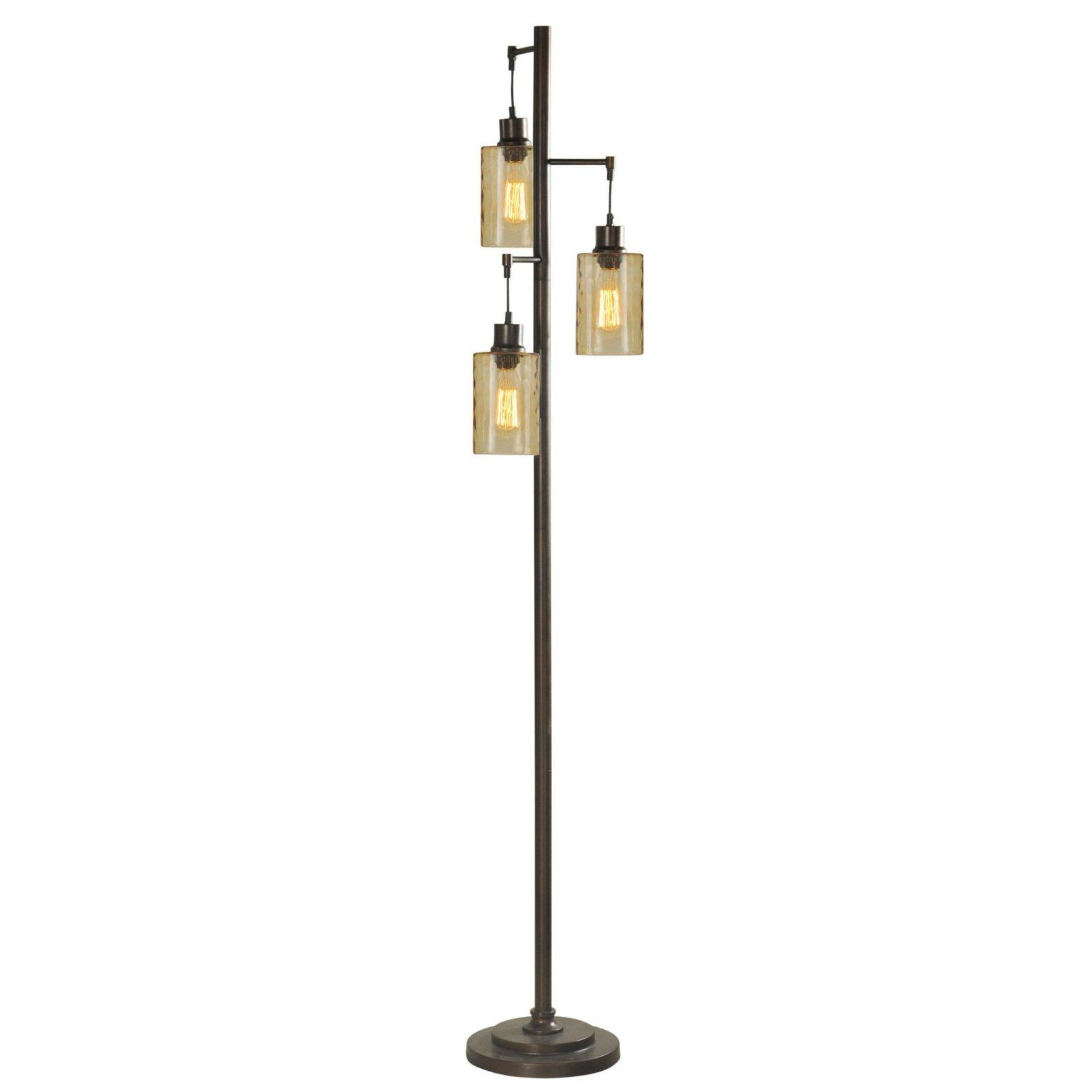 Style Craft Pendant Floor Lamp