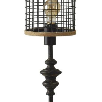 Style Craft Metal Mini Lamp