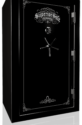 Superior Safe Regal (Black)