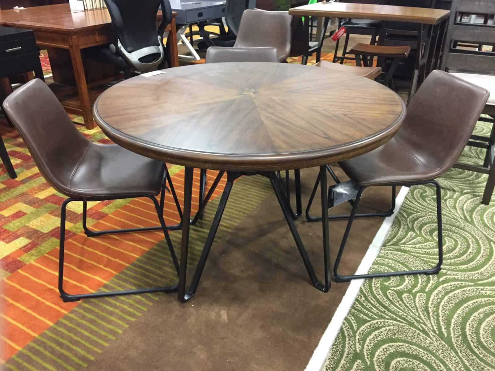 Ashley Furniture Centiar Dining Table Set Office Barn