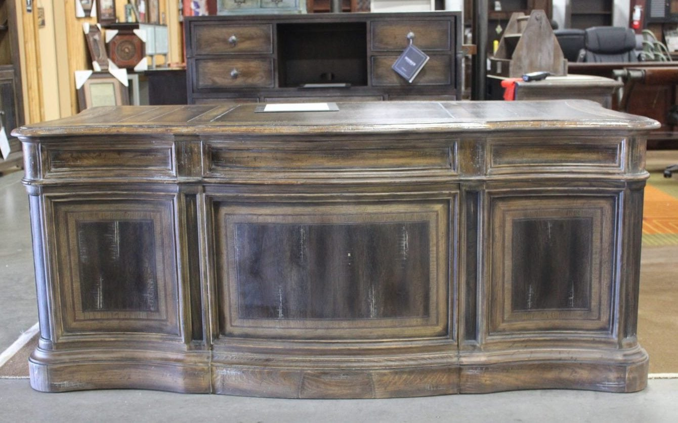 St. Hedwig Executive Desk by Hooker Furniture