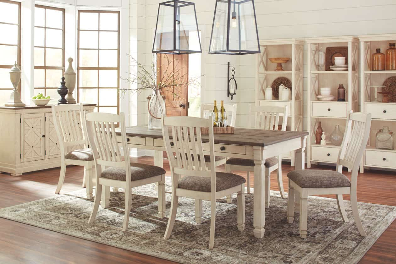 Bolanburg Dining Table By Ashley Furniture Office Barn