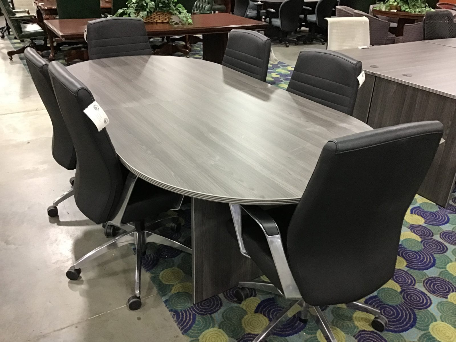 4 FT Conference Table